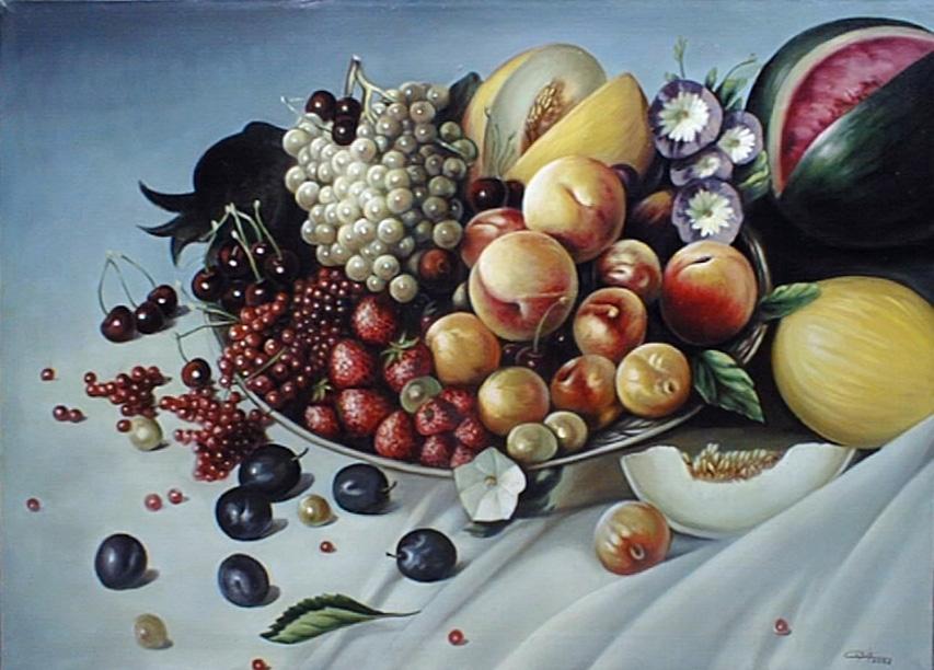 Vittorio Vallarin, in arte Cusin, è un artista italiano.