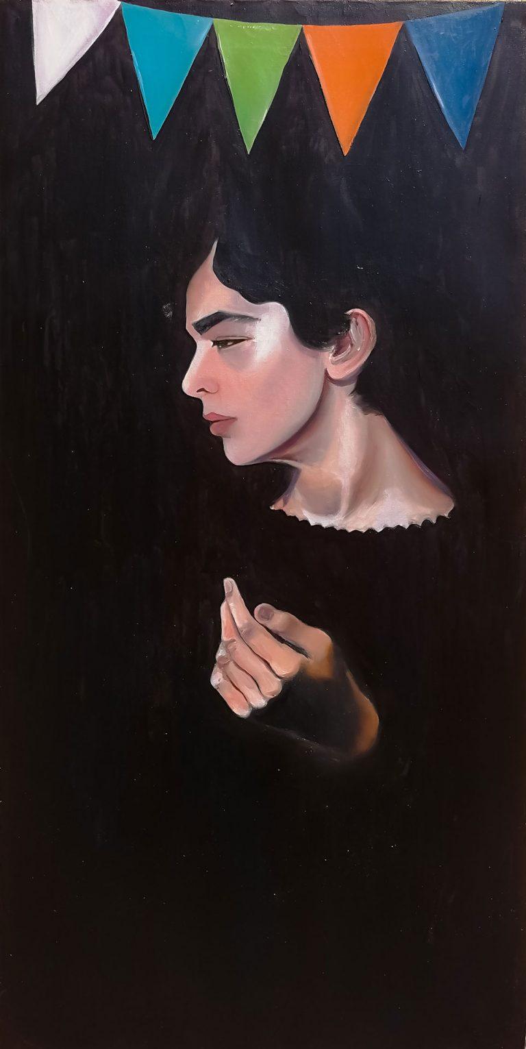 Anna Lazzarini, artista contemporanea, inaugura il sito web.