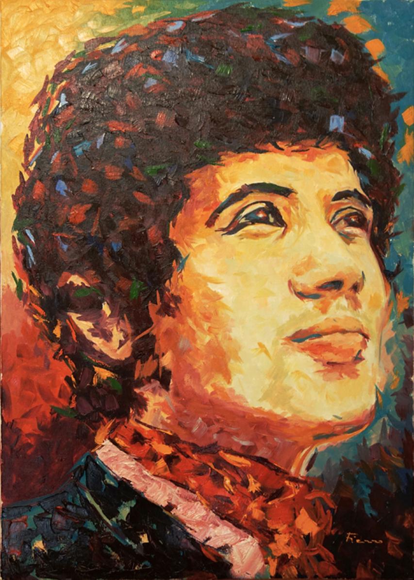 Giacomo Fierro, online il sito del pittore.
