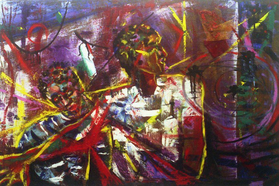 Sito personale d'arte di Lucia Atzeni