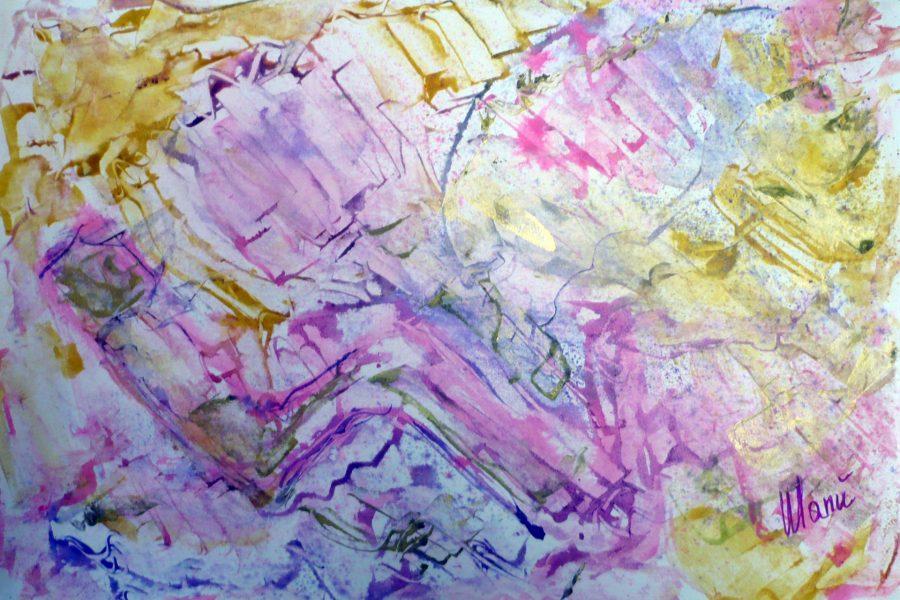 Il sito d'artista di Manuelita Mori è online